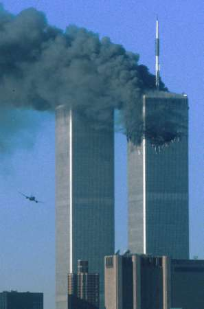 BOING Jets into World Trade Center