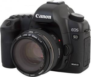 Canon EOS 5D Mark II Digital SLR