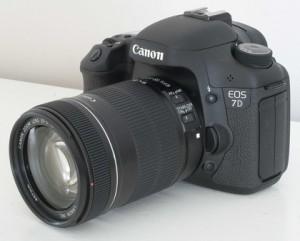 Canon EOS 7D Digital SLR