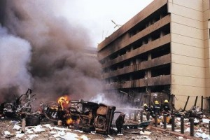 Car bombings of United States embassies
