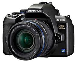 Olympus E-5 Digital SLR Camera