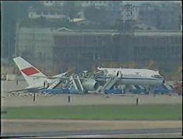 Hijacked Xiamen Airlines 737 crash