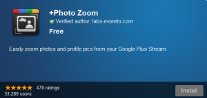 +Photo Zoom