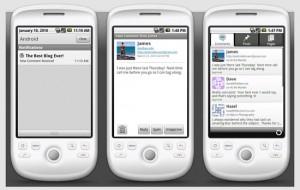 Android WORDPRESS