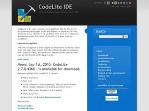 CodeLite apps