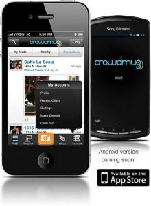 Crowdmug app
