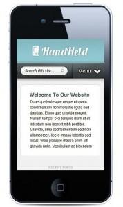 HandHeld WordPress