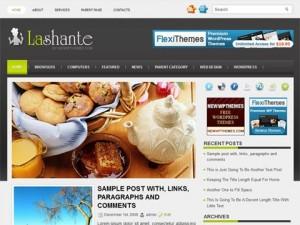 LASHANTE WordPress Theme