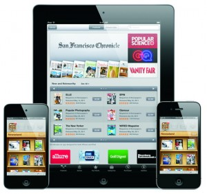 Newsstand ios 5
