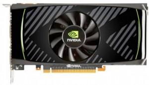 Nvidia GeForce GTX 550 Ti