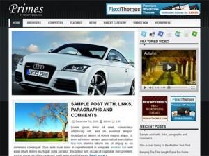 Primes WordPress Theme