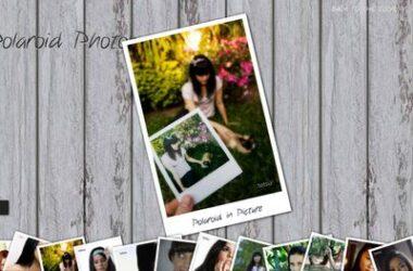 Polaroid Photobar Gallery