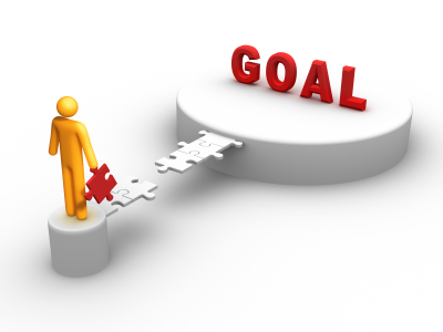 Setting a goal