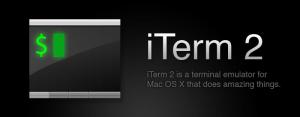 iTerm2 apps