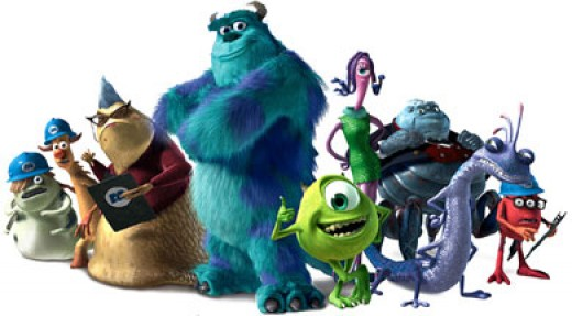 Monster Inc Movie