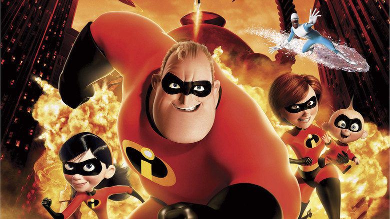 The Incredibles Movie Top 10 list