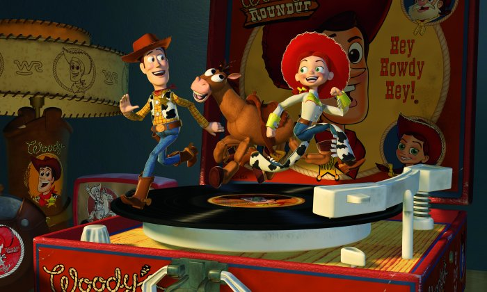 Toy Story 2 Trailer poster top 10 list