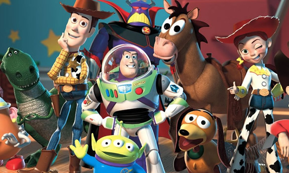 Toy Story Character List : Top high grossing pixar movies lists ten