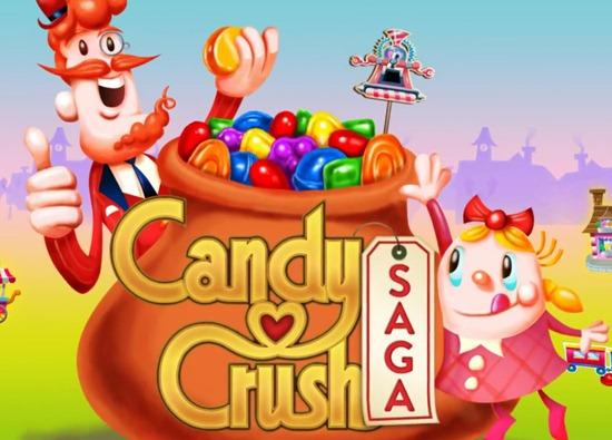 Candy Crush Saga-facebook