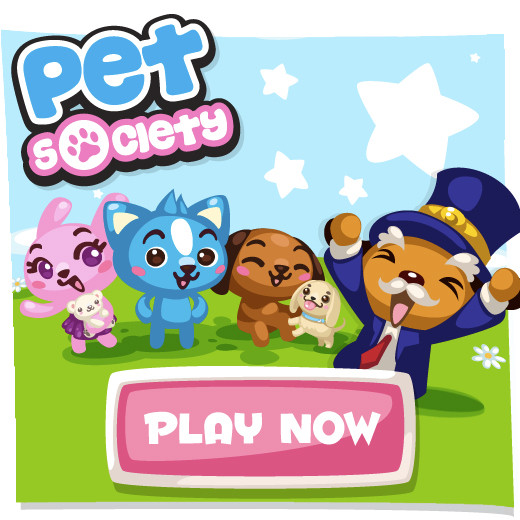 Pet-Society banner
